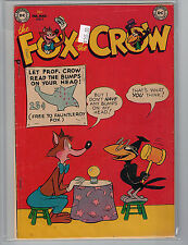 The Fox and the Crow #2 (Feb-Mar 1952, DC)