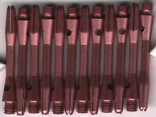1.5in. 2ba Pink Aluminum Dart Shafts: 3 per set