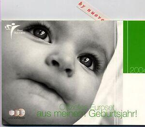 GERMANIA  ALLEMAGNE 2004 BABY 8 monete + MED.