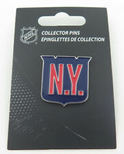 2018 NHL Winter Classic New York Rangers Primary Logo Pin - Citi Field  NY