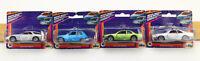 SIKU 1035 BMW 633 1037 Porsche 928 1036 Renault 5 1052 Mecedes 500 seltene Box