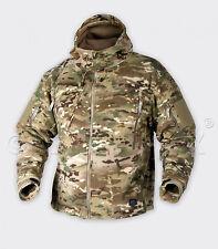HELIKON TEX PATRIOT HEAVY FLEECE Outdoor hooded Jacket Jacket camogrom S Small