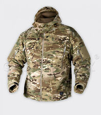 Helikon Tex Patriot Heavy Fleece Outdoor Hooded Jacket Jacket Camogrom 3XL