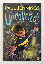 Uncovered! by Paul Jennings *NEW* Paperback
