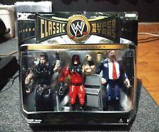 WWE Classic Superstars Champion Series Undertaker Kane Paul Bearer 3 Pack