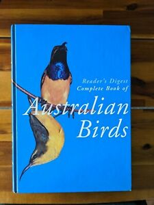 Reader's Digest Complete Book of Australian Birds Hardcover Book