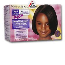 Dark and Lovely - Kids No Mistake Hair Relaxer For Normal Hair - 600 ml