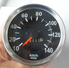 Tachometer 140 Km/h wie VDO Puch Kreidler Zündapp Hercules Sachs KTM Cockpit