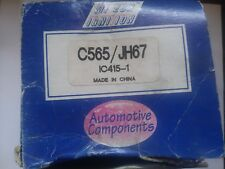 "C565 Mitech ""New"" Distributor Cap With Aluminum Contacts"