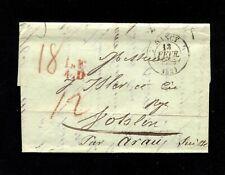 "Frankreich 1833 - ""Nancy"" klar und ""L.F.4.D.""   (#8023)"