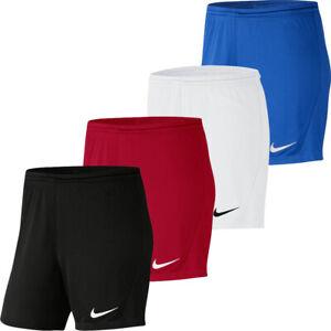 Nike Womens Shorts Park III Sports Training Running Gym Short Dri-Fit Size