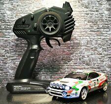 Kyosho MINI-Z AWD 4WD Drift Readyset Toyota Celica WRC LED Licht + Bremslicht