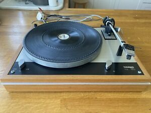 Thorens TD 160 turntable Fully Working & Newly Fully Serviced