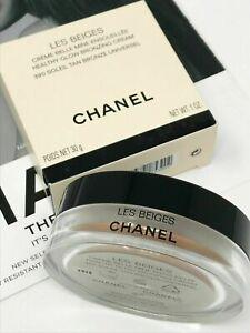 CHANEL Les Beiges Healthy Glow Bronzing Cream 390 Soleil Tan Bronze Universel
