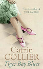 CATRIN COLLIER __ TIGER BAY BLUES __ BRAND NEW ___ FREEPOST UK