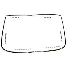 Replacement Back Glass Reveal Molding for 1965-1966 Ford Mustang GMK302071565S