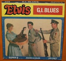 Elvis On 8 mm - G.I.Blues  / Super 8 375 feet