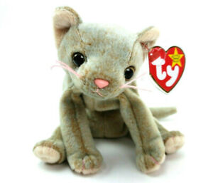 Ty Beanie Babies Scat the Cat 1999