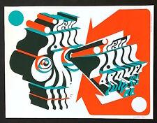 Mint/Signed Pearl Jam 2006 Denver Brad Klausen A/P Poster 36/150
