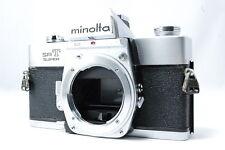 Minolta SRT SUPER 35mm SLR Film Camera Body Only  SN1020002  **Excellent+**
