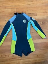 Rip Curl  Long Sleeve Spring Suit Juniors  Girls size 8