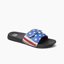 Reef Men's Stash Slide Pocket Sandal - USA
