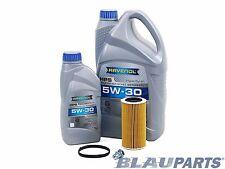 VW Oil Change Kit 2.5L 5 Cyl. – Beetle Golf Jetta Passat Rabbit – 2005-14 5W30