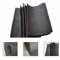 2 Sheet Graphite Carbon Felt High Pure Carbon Graphite Carbon Fiber Felt 20x30cm
