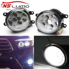 LED Fog Lights 18w white Foglights Assembly For Lexus Toyota Scion Bumper Lamp