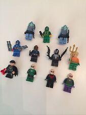 Lego Marvel DC Minifigure Joblot Bundle
