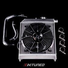 K Tuned Passanger Side Radiator Kit Honda Civic Acura Integra EG EK DC2 K20