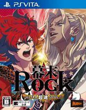 [FROM JAPAN][PSVITA] Bakumatsu Rock: Ultra Soul [Japanese]