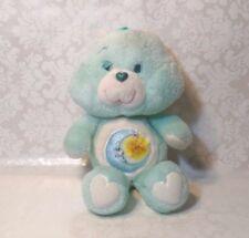 Vintage 1983 Kenner AGC Care Bears BEDTIME BEAR Green Plush