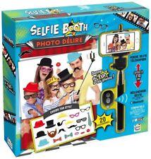Pack Selfie Booth Photo en délire, perche, télécommande, accessoires,  Neuf