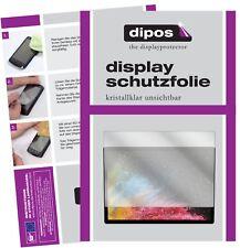 2x Microsoft Surface Book 2 Schutzfolie klar Displayschutzfolie Folie Display