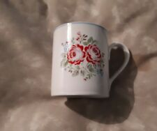 BNWT Cath kidston Larch / Chelsea Place Floral Rose Mug From Churchill  (Boxed)