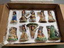 Collecitions Etc 10 little Indian bells 88047