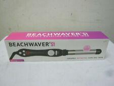 "Beachwaver S1 Ceramic Rotating Curling Iron 1"" Classic Barrel Black"