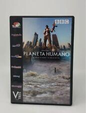 BBC Planeta Humano V.3: Vida En La Ciudad Y En El Rio (DVD) Linea Promo