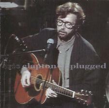Eric Clapton - Unplugged (German Import CD Album)