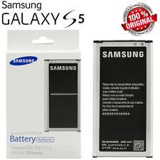 Batteria SAMSUNG GALAXY S5 / S5 NEO EB-BG900BBE G903F 2800mAh NFC 100% ORIGINALE