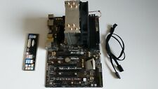 Motherboard CPU RAM Bundle i5-3570K 4GB DDR3 1600 ASRock Extreme 4 Z77 UPS 1 DAY