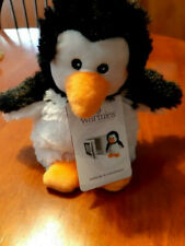 """""""Warmies"""" Microwavable Plush Penguin - French Lavender Scented -Soothing Comfort"""