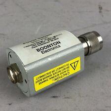 Boonton 51071 Power Sensor 10 Mhz 265 Ghz 50 Ohms 300 Mw