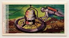 Marine Gravimeter Used In Persian Gulf For Oil Exploration Vintage Trade Ad Card
