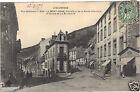 63 - cpa - MONT DORE - Carrefour de la route Clermont et route de La Bourboule