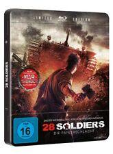 28 Soldiers - Die Panzerschlacht, LTD STEELBOOK Blu-ray Disc NEU + OVP!