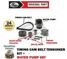 Per VW Tiguan 2.0 TDI 140bhp 2007 - > Timing Cam Belt KIT TENSIONATORE + POMPA ACQUA