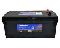 ACDelco Battery SN120 - Truck/ earth moving equipment