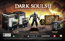 Dark Souls 2 Collector's Edition Xbox360 PAL ( ITALIANO COMPRESO )